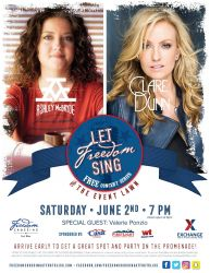 Let Freedom Sing Concert