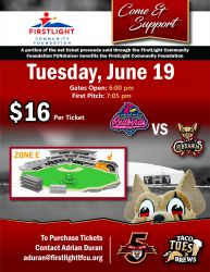 Chihuahuas Foundation Fundraiser June 19th