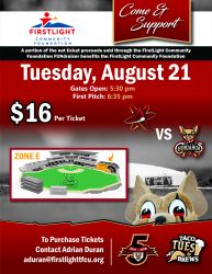 3rd Chihuahuas Foundation Fundraiser August 21st
